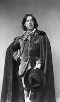 debut en la sociedad Oscar Wilde